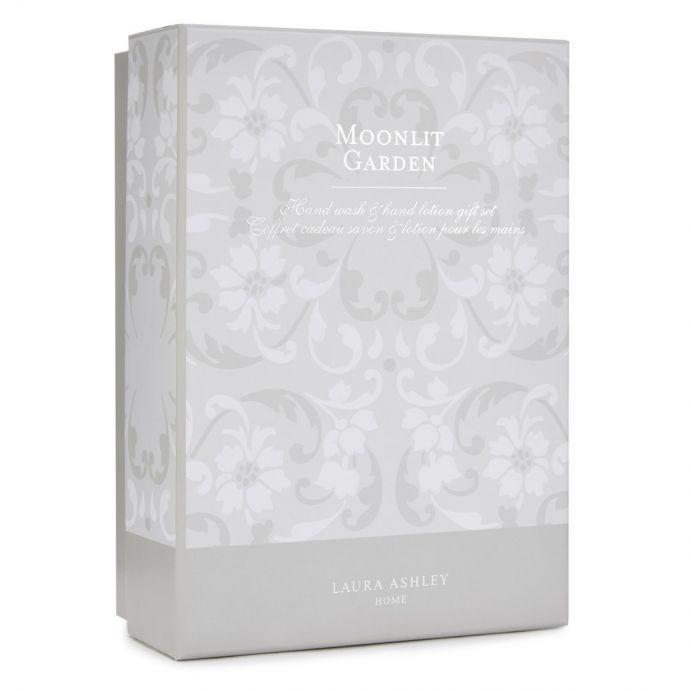 set de jabón y crema de manos Moonlit Garden