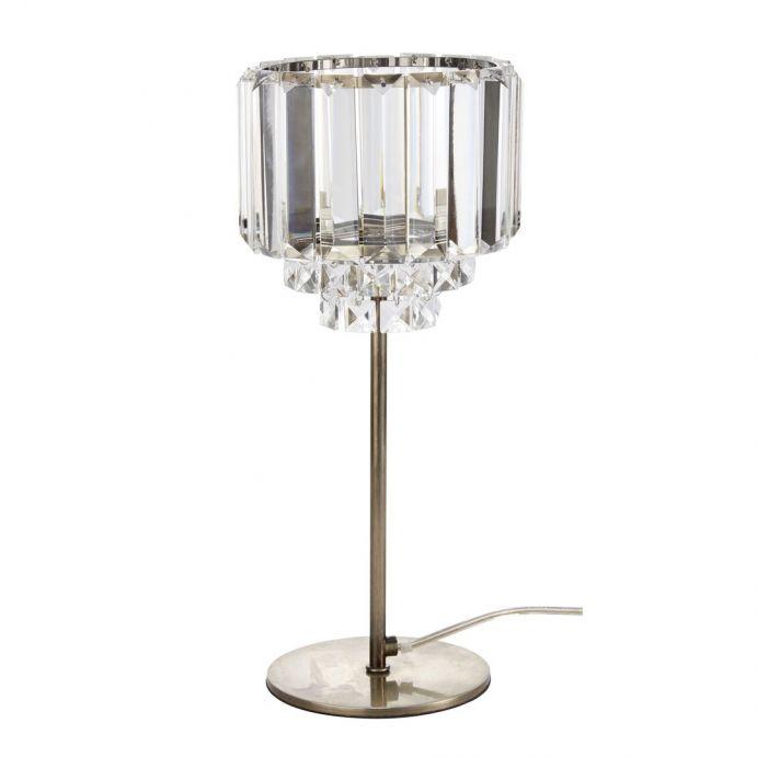 lámpara vienna bronce