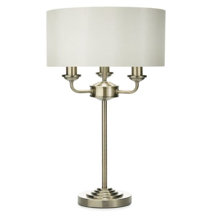 lámpara completa Sorrento bronce envejecido