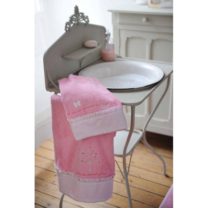comprar esme toalla de lavabo y toalla de ba o colecci n. Black Bedroom Furniture Sets. Home Design Ideas