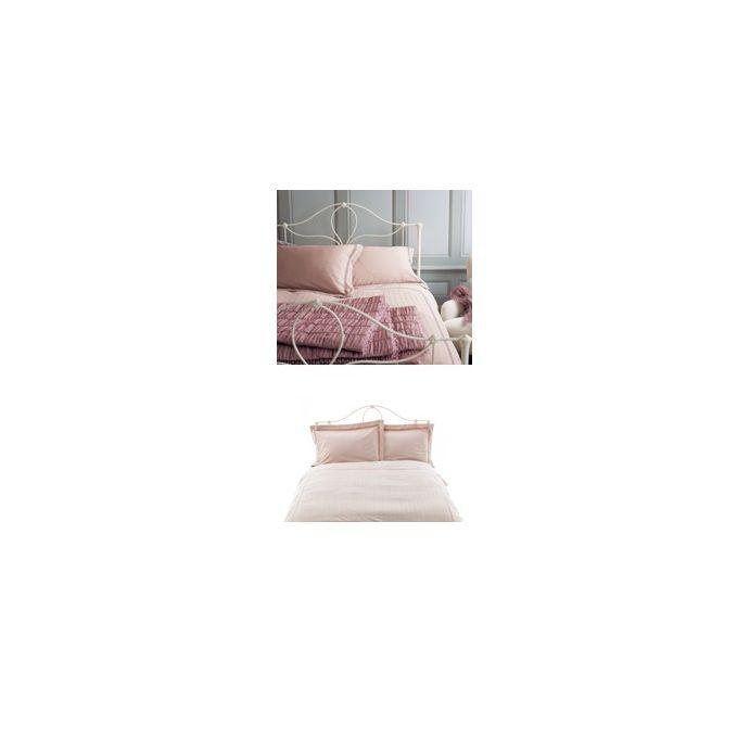 ropa de cama madeline rosa talco