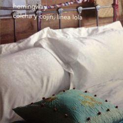 ropa de cama hemingway blanco