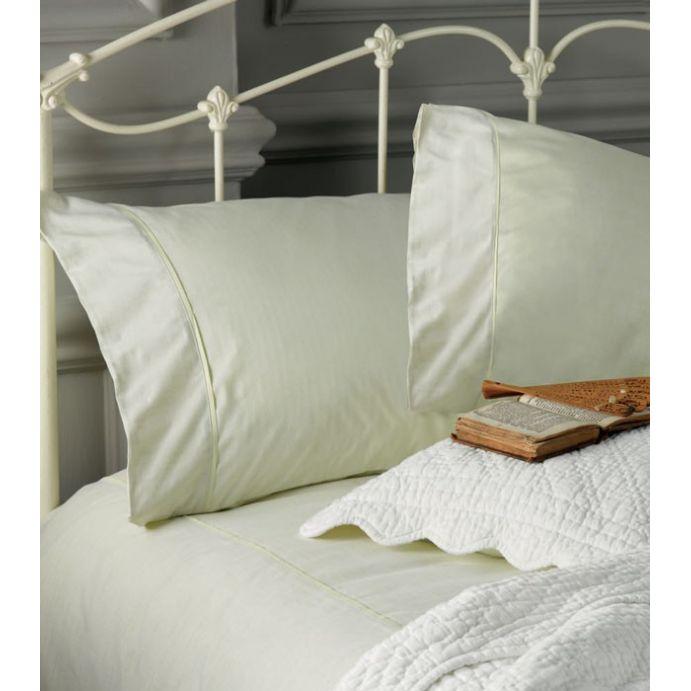 ropa de cama shelbourne verde sauce
