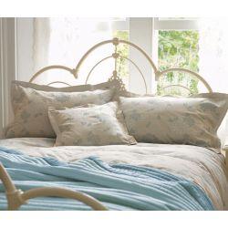 ropa de cama isodore azul verdoso