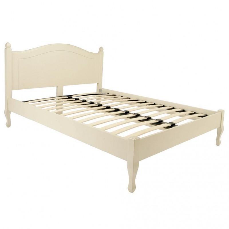 Comprar cama rosalind marfil individual de dise o laura - Comprar cama individual ...