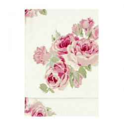 toallas estampado couture rose
