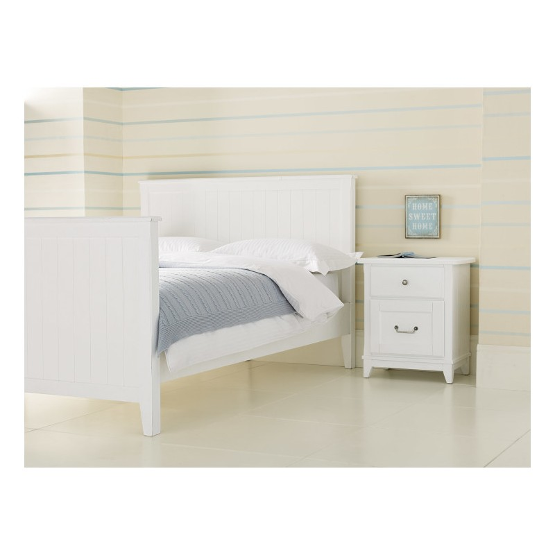 Comprar cama devon blanco de dise o laura ashley decoracion - Muebles laura ashley ...