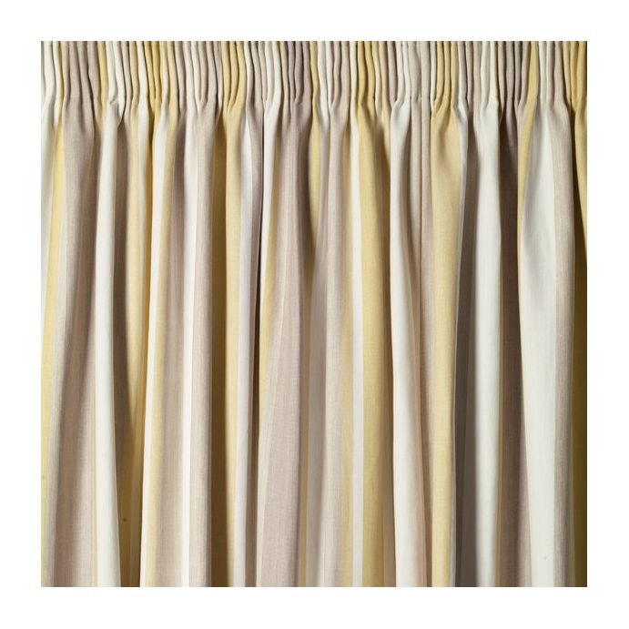 cortinas awning stripe camomila