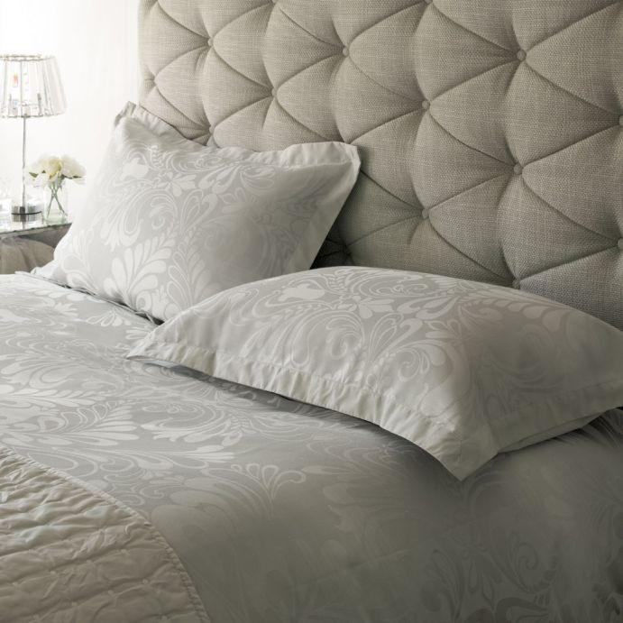 ropa de cama fitzroy gris claro