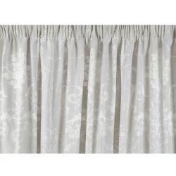 cortinas confeccionadas josette gris claro