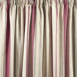 cortinas awning stripe frambuesa liquen
