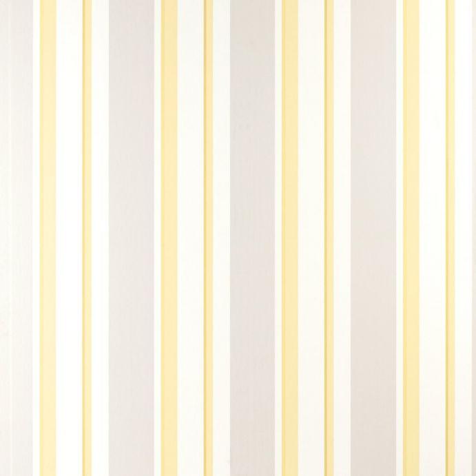 papel pintado eaton stripe camomila