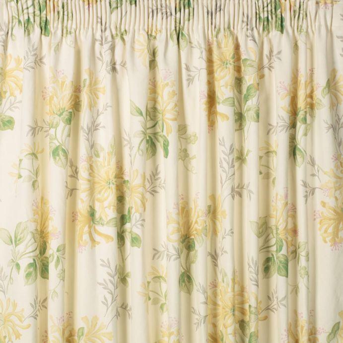 cortinas honeysuckle trail camomila