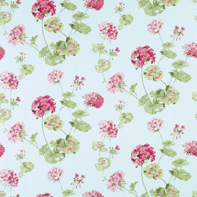 Comprar papel pintado geranium topacio p lido de dise o - Papel pintado laura ashley ...