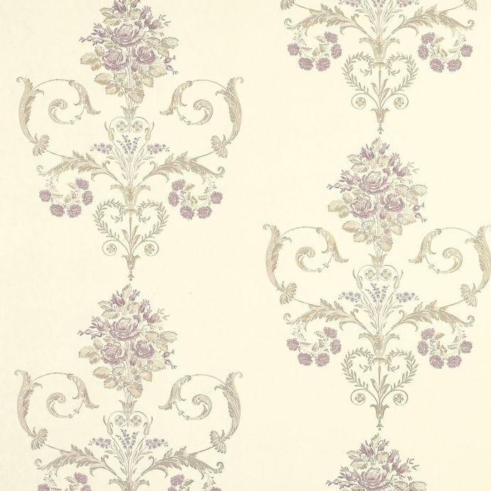 papel pintado Henrietta lavanda