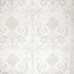 tejido josette gris claro y blanco