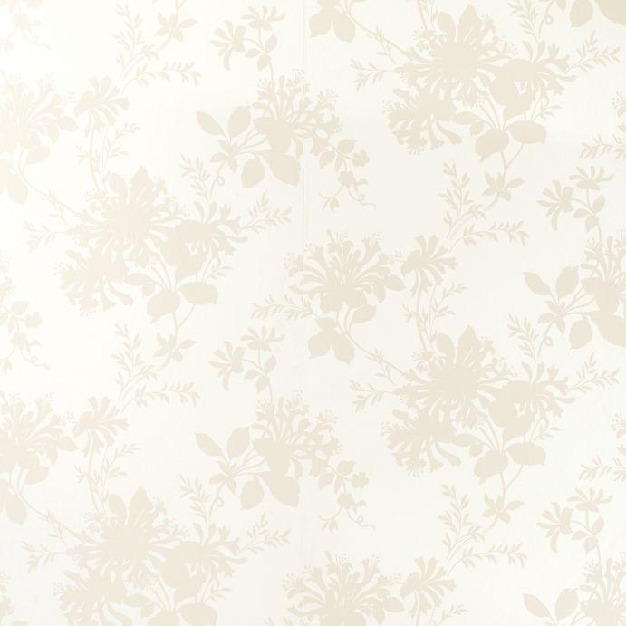 Comprar papel pintado honeysuckle trail blanco de dise o - Papel pintado laura ashley ...
