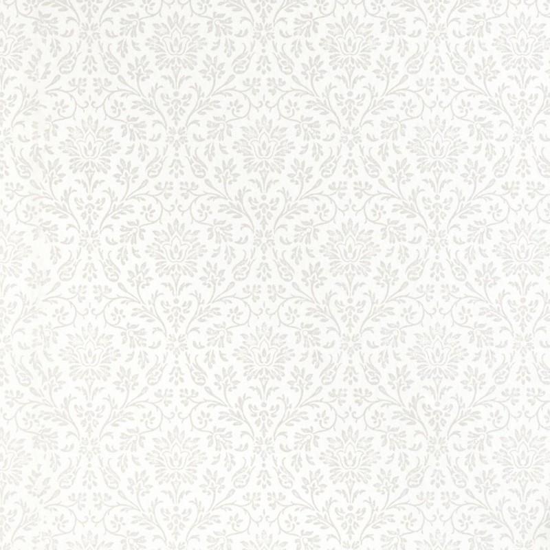 Comprar papel pintado annecy blanco y gris claro de dise o - Papel pintado blanco ...