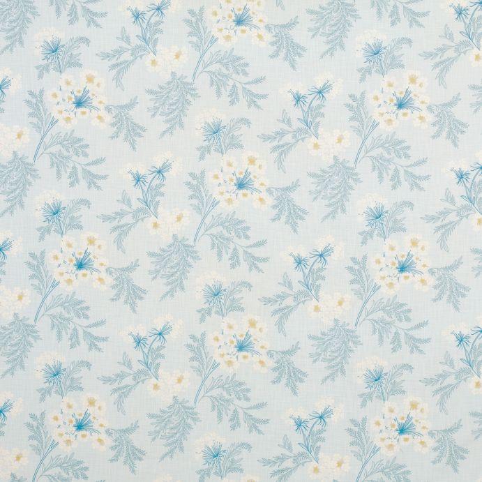 tejido estampado sandford azul mar