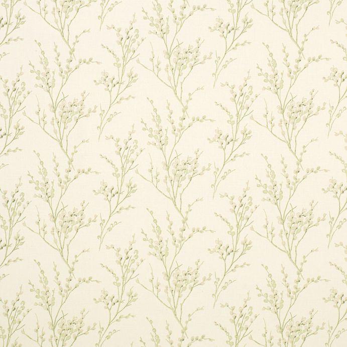 tejido estampado pussy willow manzana