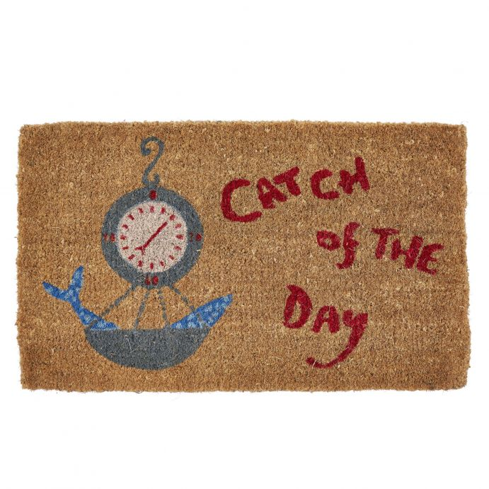 felpudo Catch of the day