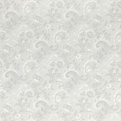 papel pintado Baroque plata