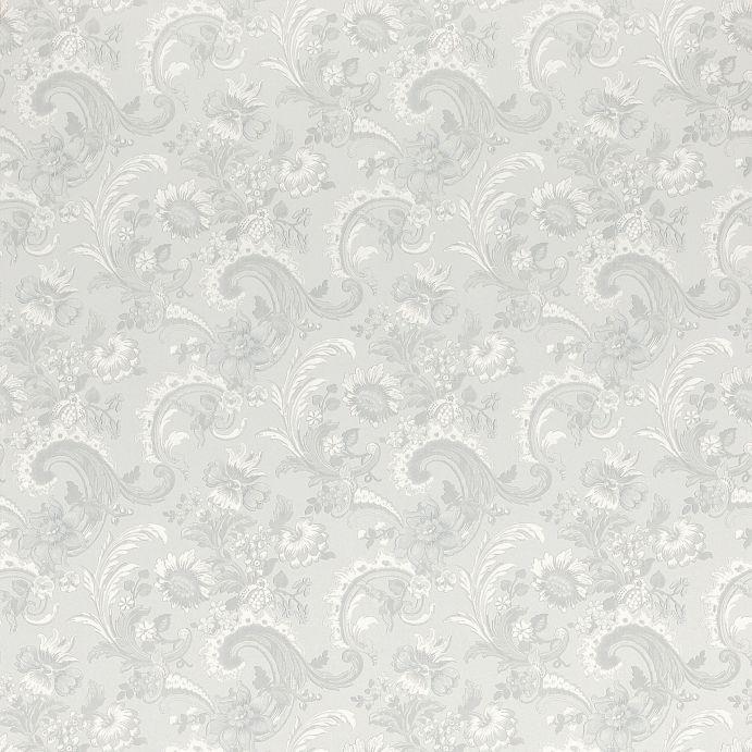Comprar papel pintado baroque plata de dise o laura - Laura ashley papel pintado ...