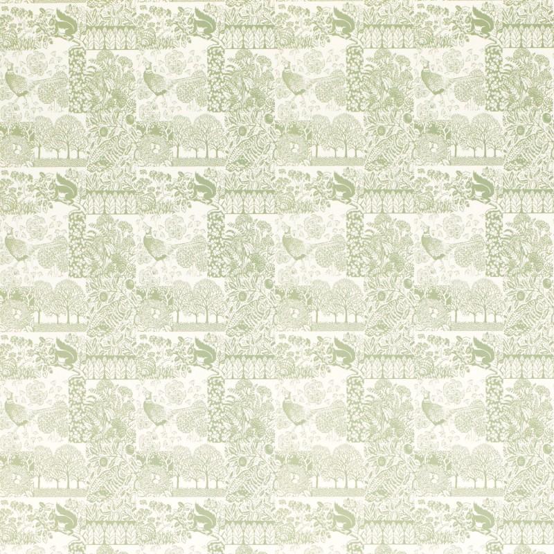 Comprar papel pintado patcham verde seto de dise o laura for Papel pintado verde