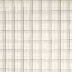tela Highland Check gris claro