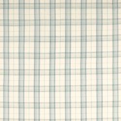tela Highland Check pistacho y azul verdoso
