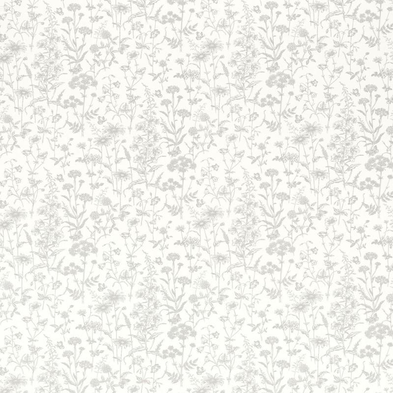 Comprar papel pintado lisette blanco y acero de dise o for Papel pintado blanco