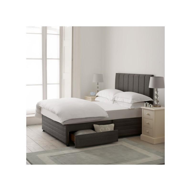 Comprar cama amelia carb n colch n sencillo individual de - Comprar cama individual ...