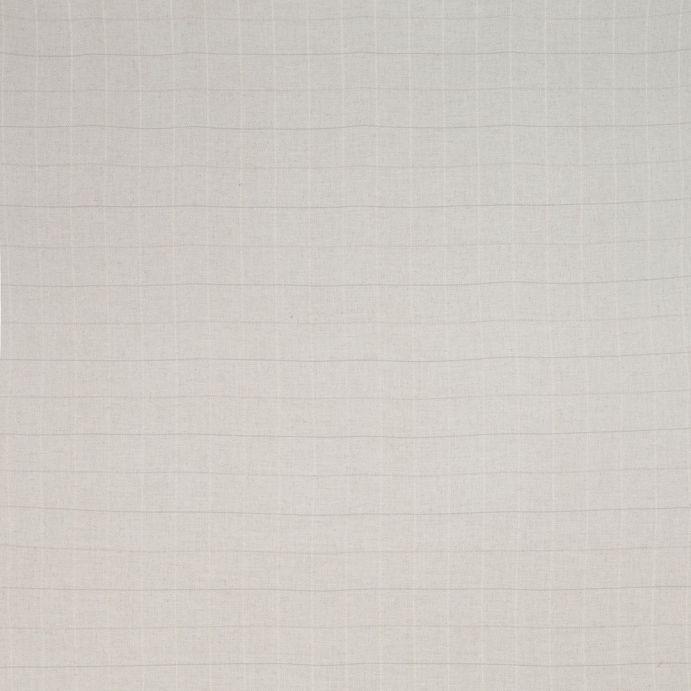 tejido Elmore Check gris plata