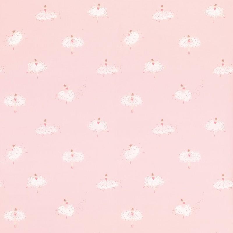 Comprar papel pintado amellia ballerina de dise o laura - Laura ashley papel pintado ...