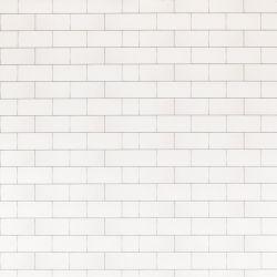 papel pintado Tiles blanco