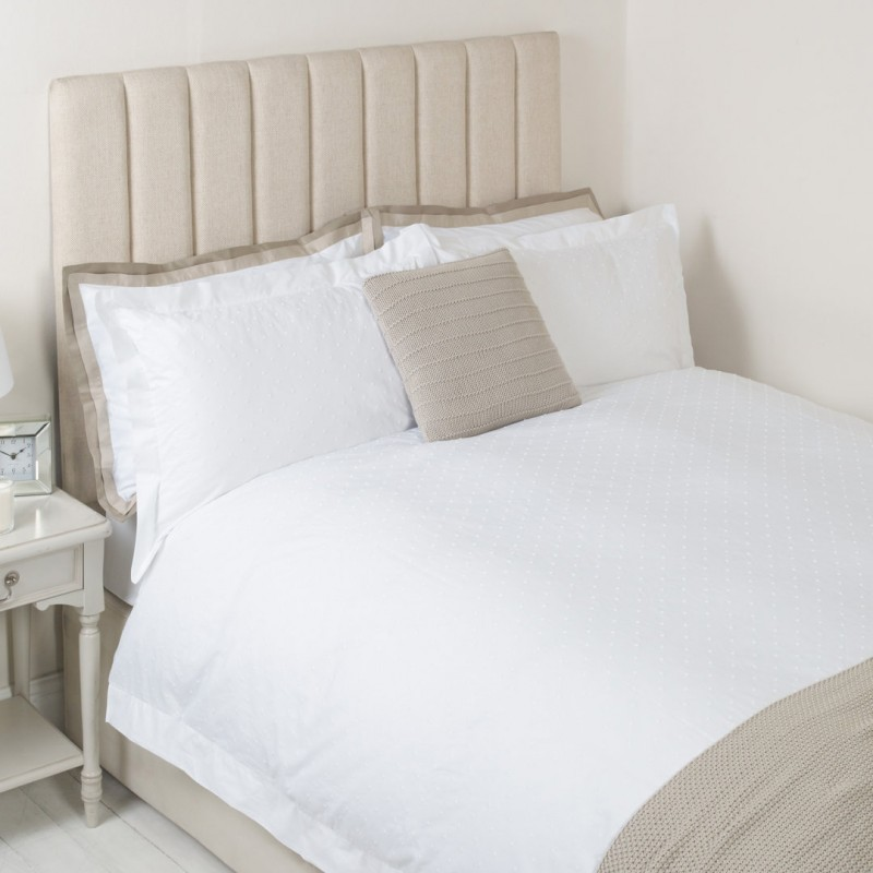 Comprar ropa de cama jemima blanco de dise o laura - Lexington ropa de cama ...