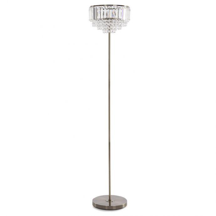 lámpara de suelo Vienna bronce