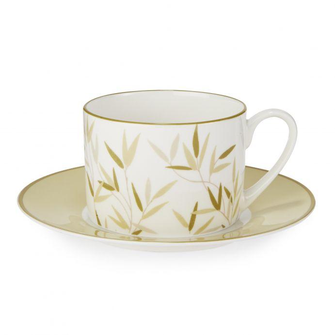 taza y platillo Willow