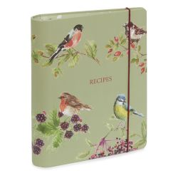 recetario British Birds