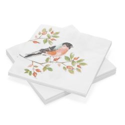 Servilletas de papel British Birds