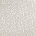 Papel pintado Berkeley Scroll gris claro