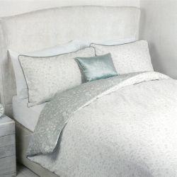 Set de cama Lisette plata (cama 150)