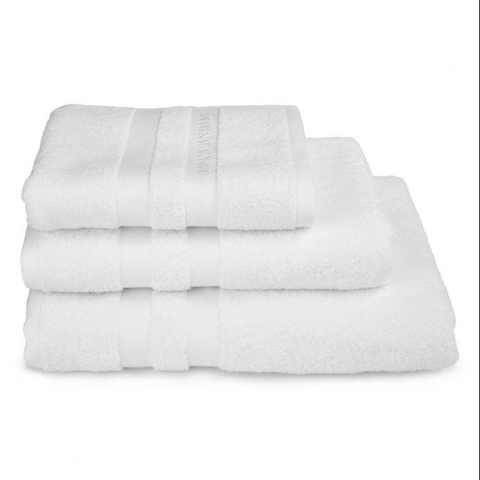 toalla Laura Ashley blanco