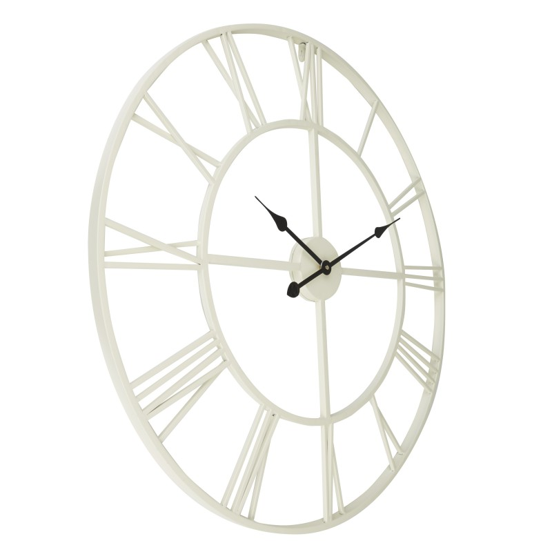Comprar Reloj de pared Bradshaw crema de diseño - Laura Ashley ...