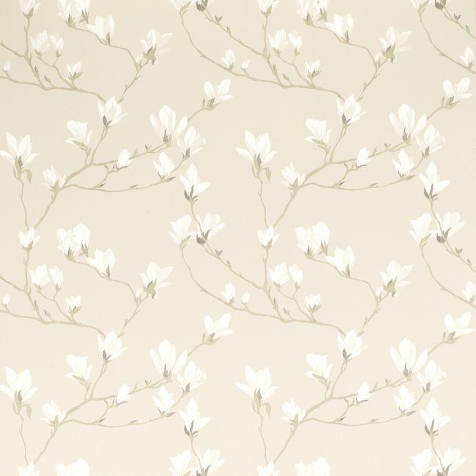 Comprar papel pintado magnolia grove natural de dise o - Laura ashley papel pintado ...
