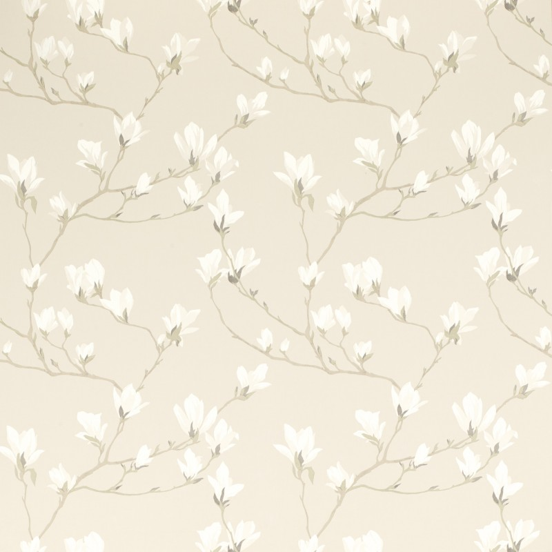 Comprar papel pintado magnolia grove natural de dise o for Papel pintado para pintar castorama