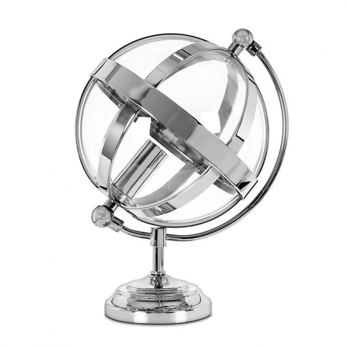 lámpara de escritorio Odiham níquel
