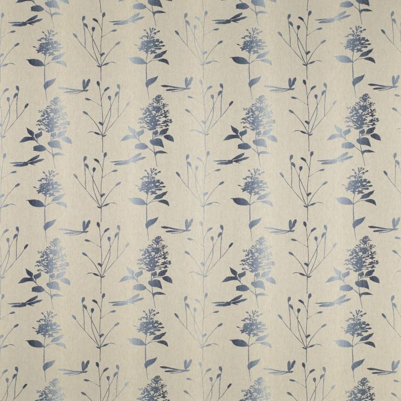 Comprar tejido drangofly ombre azul talco de dise o - Telas laura ashley ...