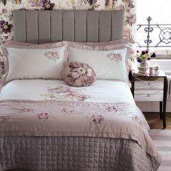 pie de cama peony blossom