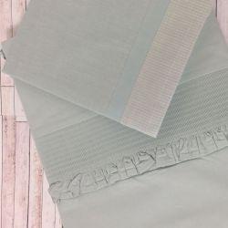 set de cama azul verdoso (cama 135)